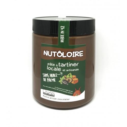 570g - Pâte à tartiner Nutôloire sans huile de palme