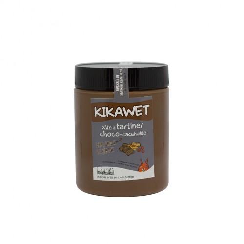 Pâte à tartiner Kikawet sans huile de palme