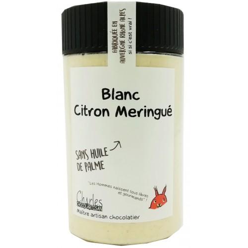 Blanc citron meringué - Edition limitée
