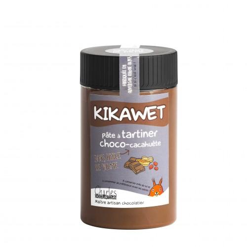 Pâte à tartiner Kikawet 280 gr sans huile de palme