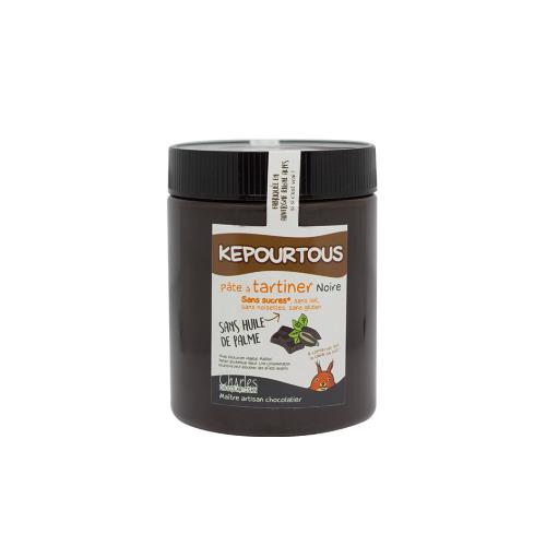 Pâte à tartiner Kepourtous 570 gr sans huile de palme