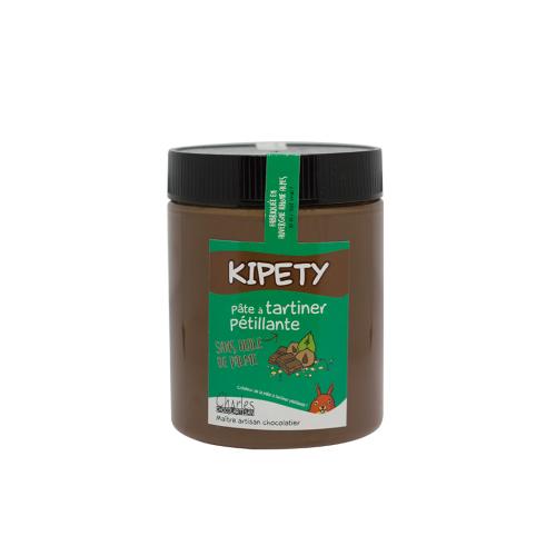 Pâte à tartiner Kipety 570 gr sans huile de palme