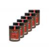 Pâte à tartiner Pack de 6 pots de 570g Klasik sans huile de palme