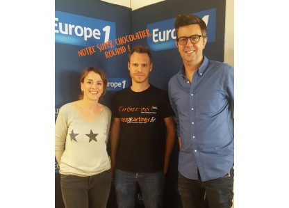 Invité sur Europe 1 - Circuits Courts Comment se passer d'huile de palme ? - Interview
