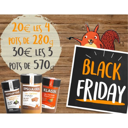 Black Friday - On tartine des promos !