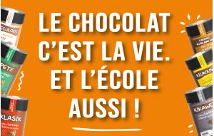 Le chocolat, c'est la vie