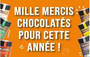 Mille mercis chocolatés