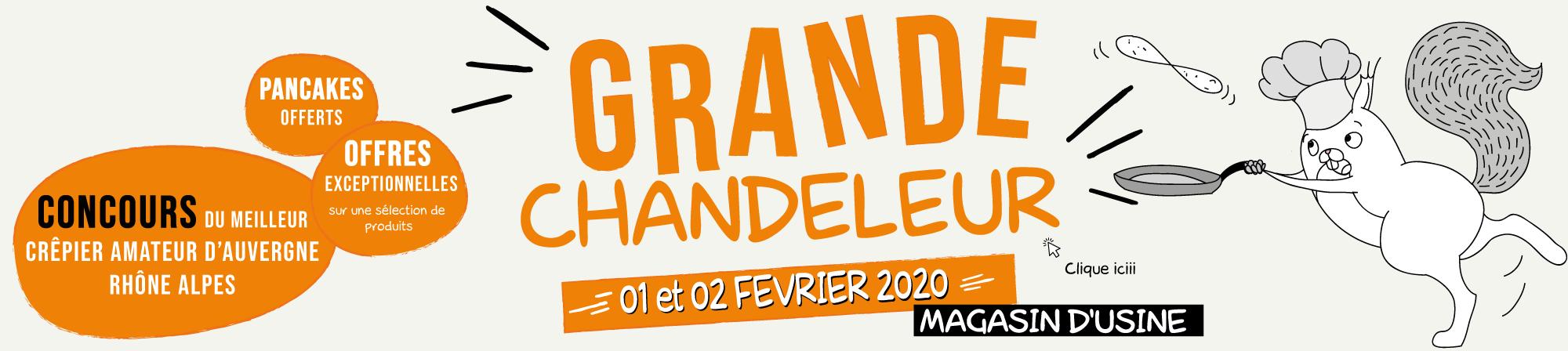 Participe au concours du meilleur crêpier amateur de la région et tente de remporter plus de 250€ de cadeaux !